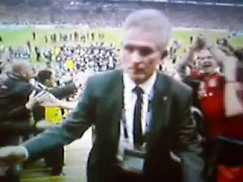 BORRUSIA DORTMUND-BAYERN MUNICH 2-1 UEFA CHAMPIONS LEAGUE FINAL 2013 CELEBRATIONS PART 2