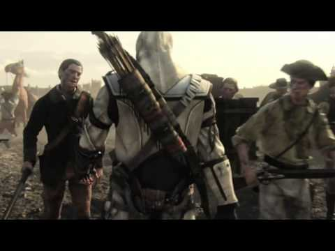 Assassin's Creed 3 : Linkin Park - In The End (Music Video Clip)