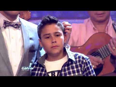 Soñando por cantar  - ¿Es Juan Cruz Rufino o el mini Chaqueño Palavecino?