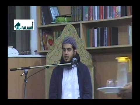 The Heritage of Muslim scohorls | By Shaykh Anss Rashid | Paisley road west masjid |