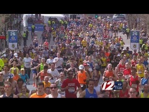 Boston Marathon Security