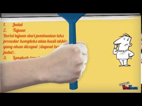 Media Pembelajaran Teks Prosedur Kompleks Siti Nur Khasanah
