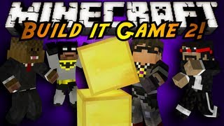 Minecraft Mini-Game : BUILD IT 2!