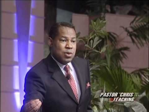 The Responsibility of Prayer pt 1 pastor chris oyakhilome
