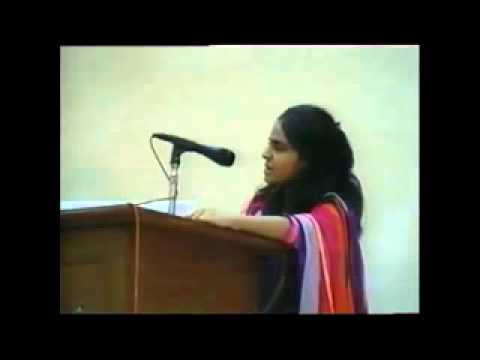 Allama Iqbal Shield Urdu Debate Competition 2011 2nd Prize winner Miss Huda  x264