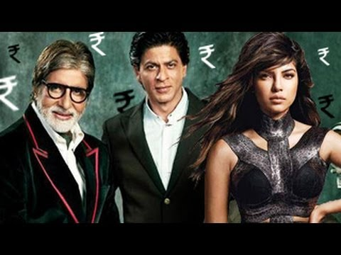 Bollywood star's SHOCKING FIRST SALARIES!
