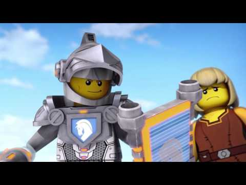 Lego Nexo Knight - Metla skazy