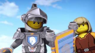 Lego Nexo Knight - Koště zkázy
