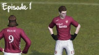 "PES 2013 BaL ép.1 : ""Alex Benito Débute"" / Torino FC"