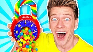 Making School Supplies out of Candy! Learn How To Diy Back To School Edible Food Challenge Prank