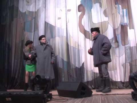 Новый сезон открыли актеры театра миниатюр «Антураж»