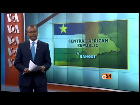 Central African Republic Peacekeeping