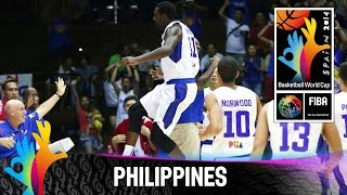 Philippines - Tournament Highlights - 2014 FIBA Basketball World Cup