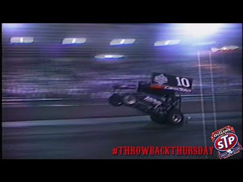 #ThrowbackThursday: World of Outlaws Sprint Cars 1999 Silver Dollar Speedway