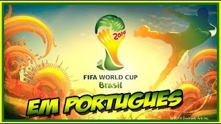 FIFA: COPA DO MUNDO BRASIL 2014 Brasil Vs Argentina