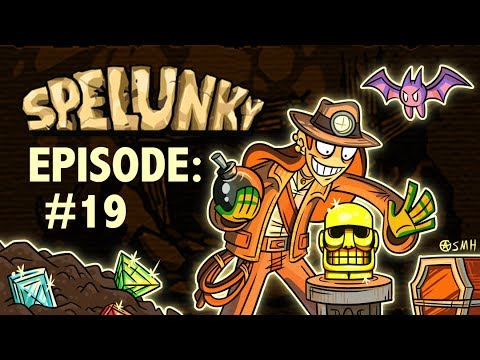 Let's Play: Spelunky Episode 19 - Sexy pile of sexy