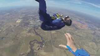 Seizure While Skydiving and Successful Recovery