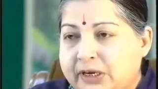 CM Jayalalitha Punch to BBC Journalist