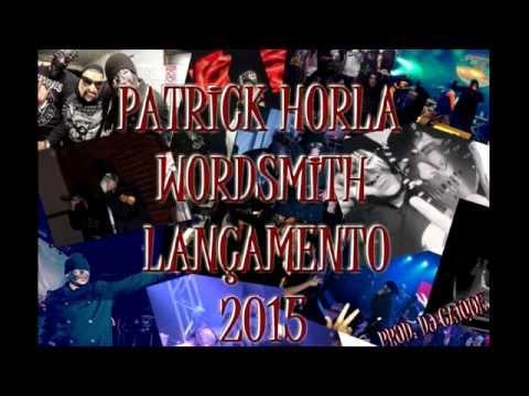 Patrick Horla - Wordsmith - Lançamento 2015