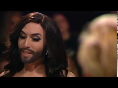 Conchita Wurst interview on Søndag Live