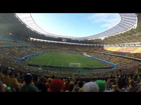 Brasil x Mexico