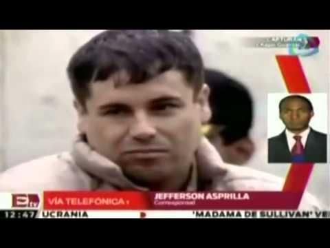 El Chapo Guzmán el narco más buscado del mundo   #ChapoGuzmán