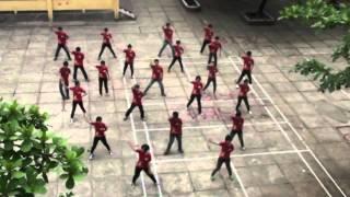 flash mob HK13 (11 hoá) -Chuyên Hà Tĩnh