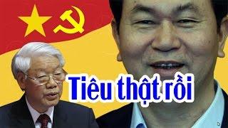 Hội nghị Tw 6: Số phận của Nguyễn Phú Trọng sẽ bị Trần Đại Quang định đoạt [108Tv]