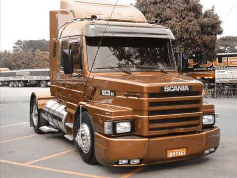 So Scania 113 Exclusivas