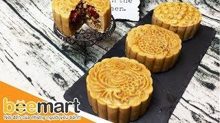 Cách làm bánh nướng trung thu nhân thập cẩm