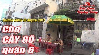 Ăn tô bún riêu cua rồi tới Chợ NÓI THÁCH nhất Sài Gòn - Để tránh lầm giá bạn trả giá 1/3 đỡ bị hớ