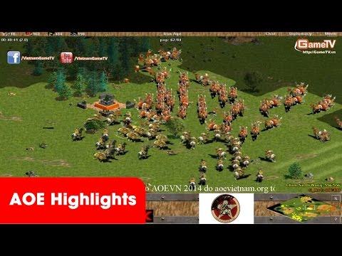 AOE Highlights, Choson vs Hittite, cửa nào cho Chim Sẻ Đi Nắng?