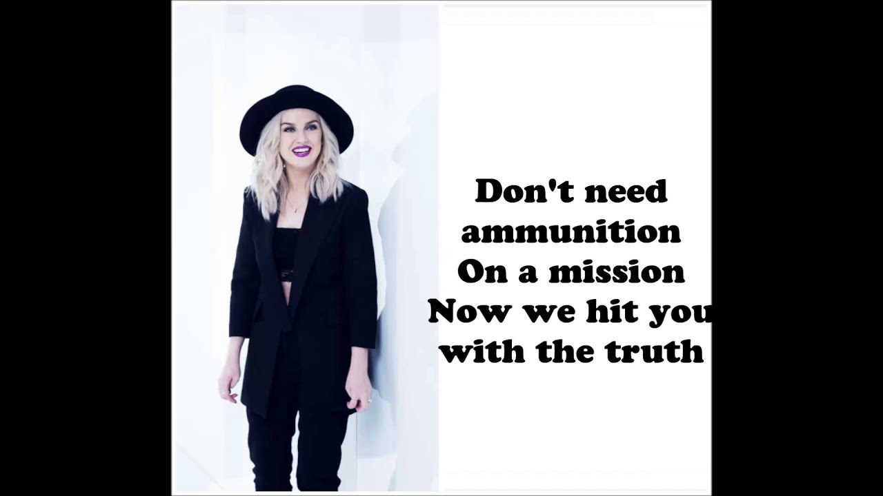 "Little mix - 'salute"" lyrics"