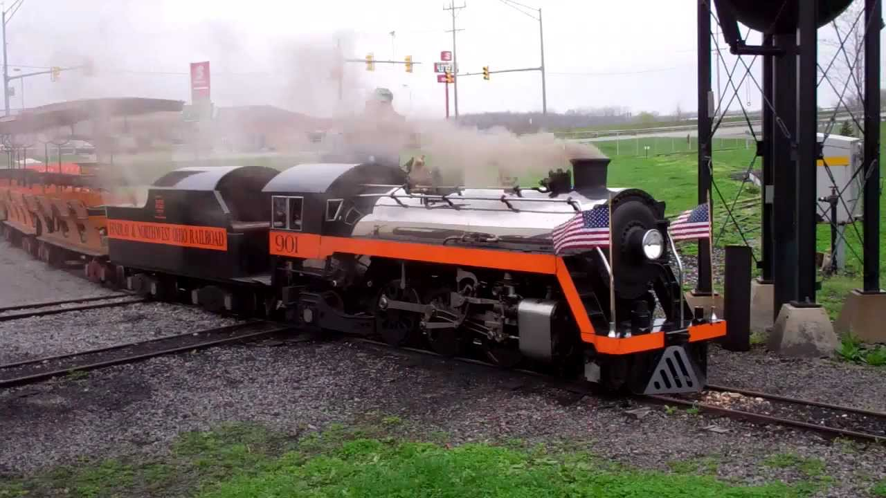 The Flag City Train Show & Train Ride; Northwest Ohio ...