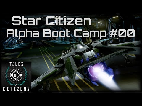 The Top 5 Reasons to be Interested in Star Citizen (Alpha Boot Camp #0)
