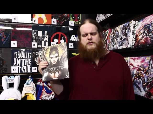 EPISODE 1: Third Eye Comics Pick 3 With Justin Jordan