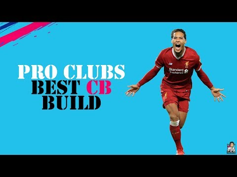 FIFA 19 PRO CLUBS BEST CB BUILD & TRAITS + TIPS