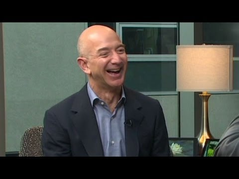 Amazon CEO: Focus on customer is key