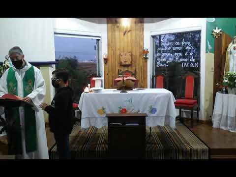 Santa Missa | 30.08.2021 | Segunda-feira | Padre Robson Antônio | ANSPAZ