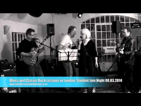 ROCK GUITAR LESSONS IN WIMBLEDON Greg X Wimbledon School of Guitar Channel