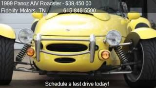 1999 Panoz AIV Roadster  for sale in Nashville, TN 37210 at
