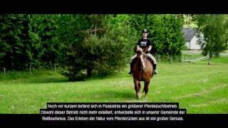Wersja z napisami niemieckojęzycznymi filmu Pozezdrze oczami młodzieży.