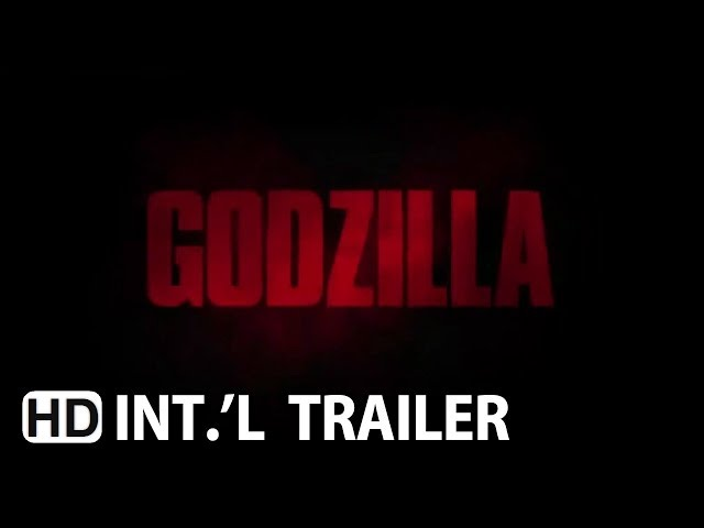 Godzilla Official International Trailer #2 (2014) HD