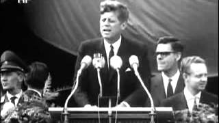 John F. Kennedy's Speech In Berlin
