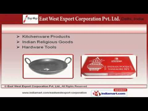 Hotelware & Kitchenware Products by East West Export Corporation Pvt Ltd, New Delhi