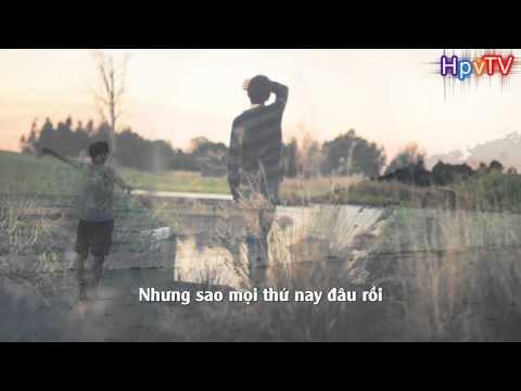 [Karaoke HD] Lặng Lẽ Nhìn Em Hạnh Phúc - HKT
