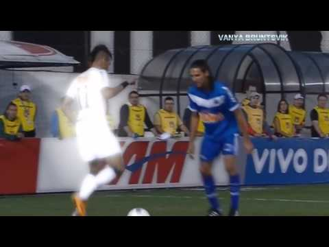 Neymar Skills and Goals 2012 by Vanya Bruntsvik