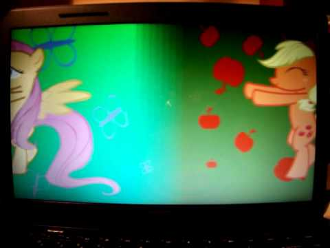 My little pony friendship is magic everybody is shufflin - Princess luna screensaver ...