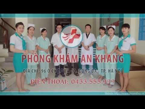 Phòng khám nam khoa An Khang Uy Tín tại Hà Nội