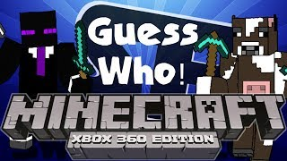 I NEVER WIN!-Minecraft Guess Who Mini-Game w/ XxPhantomsxX36